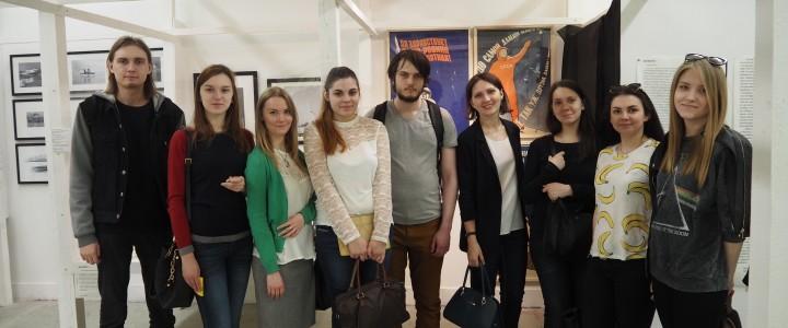 Освоение космоса в Музее Москвы со студентами-культурологами