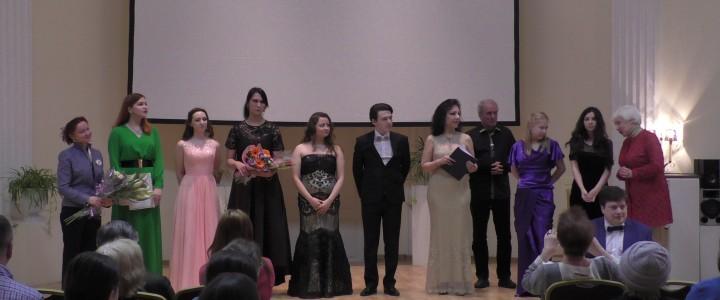 Студенты музыкального факультета МПГУ дарят «Весеннее настроение»