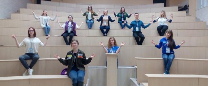 Yo-вожатые – участники Всероссийского форума вожатых в Ульяновске