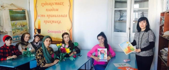 Проявления творческих способностей студентов Дербентского филиала МПГУ в период сессии