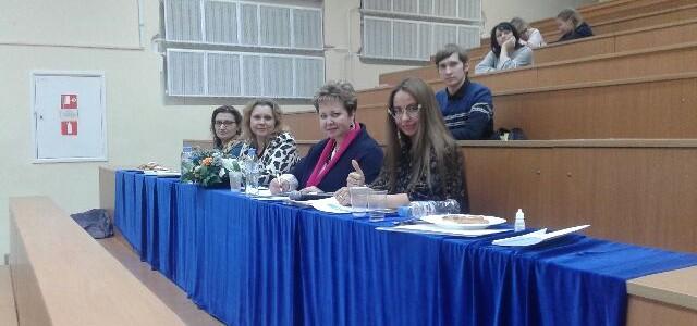 Сотрудники Института биологии и химии приняли участие в организации конкурса «Педагогическое будущее России»
