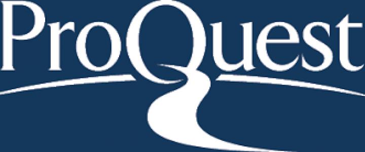 Открыт доступ к базе данных ProQuest Dissertations and Theses  Global