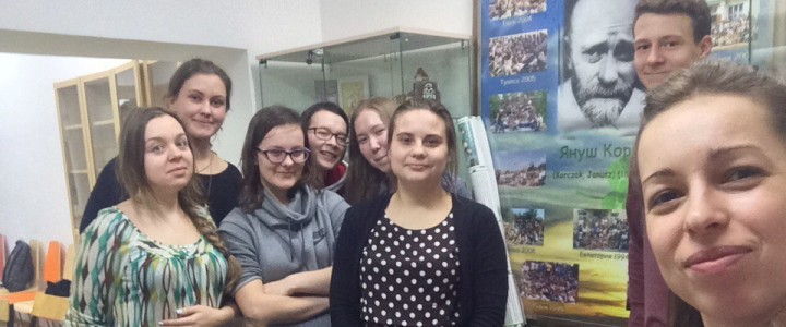 Школа вожатых Корчаковского центра МПГУ: занятия начались, набор продолжается
