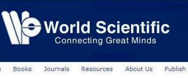Тестовый доступ к книжным и журнальным коллекциям издательства World Scientific