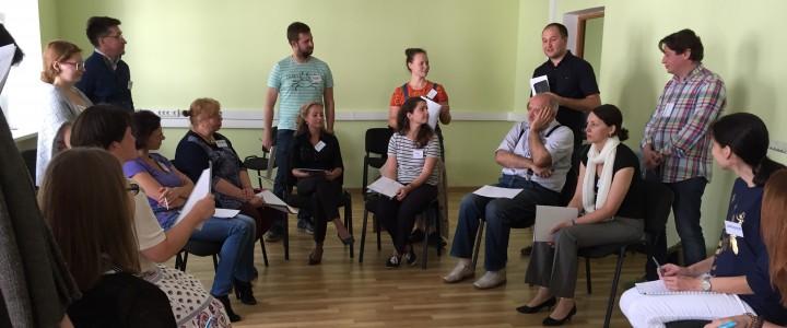 Тренинги командообразования: узнаем друг друга