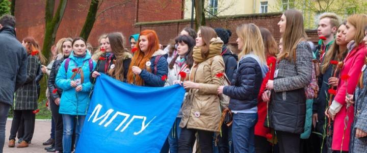 Студенты математического факультета в проекте «Дорогами войны».