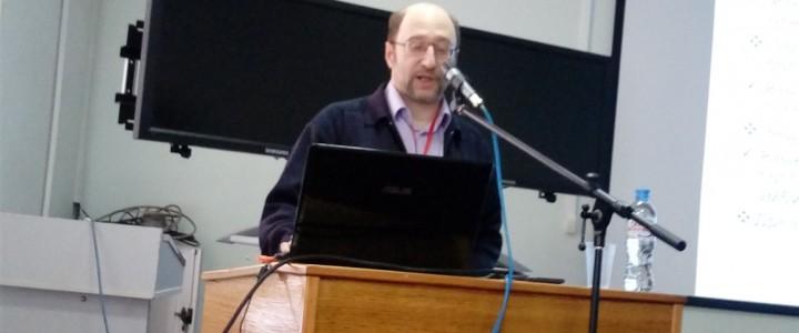 А. В. Циммерлинг прочел лекцию на ХХ Открытой конференции студентов-филологов