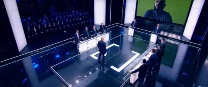 Историк Е. Спицын о событиях на Донбассе