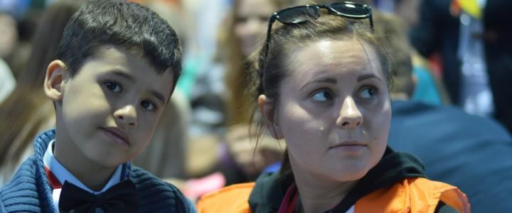 МПГУ председательствует в жюри Третьей Открытой олимпиады московских вожатых