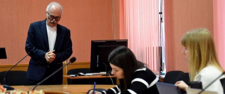 Об экологии медиасреды шла речь в ИЖКМ на межвузовской конференции молодых исследователей