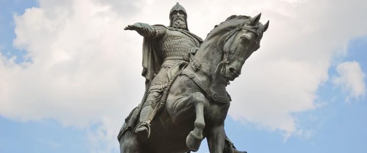 Москва была основана как крепость-форпост для защиты от Новгорода и угроз с северо-запада