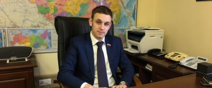Обращение к выпускникам депутата Государственной Думы Василия Максимовича Власова