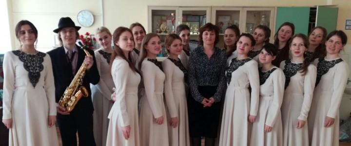 Студенты музыкального факультета МПГУ просвещают учащихся школ и гимназий Москвы