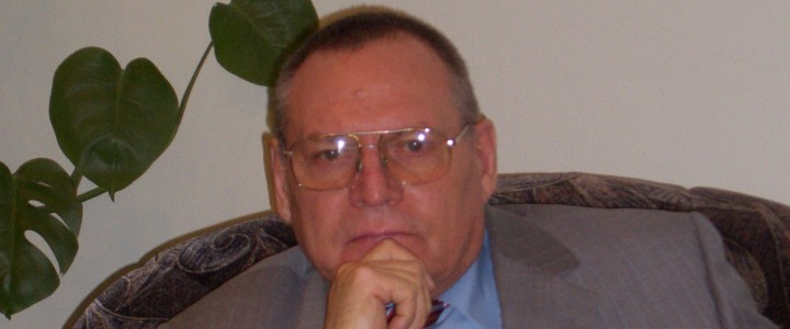 Поздравляем с 80-летием советника при ректорате Никитина Эдуарда Михайловича!