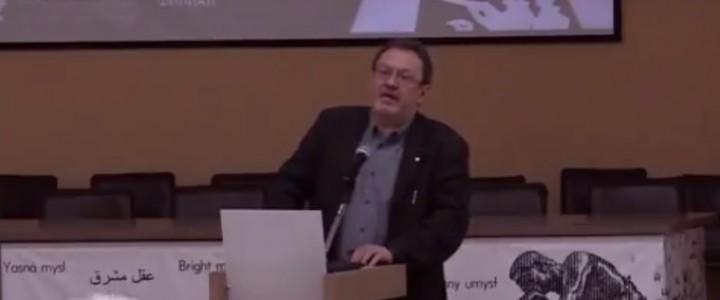 Директор Института истории и политики на дебатах о революции 1917 г.