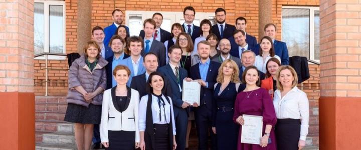 Студент МПГУ стал финалистом конкурса «Педагог года Москвы-2017»