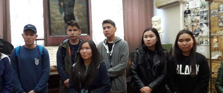 МПГУ встречает будущих абитуриентов из Якутии