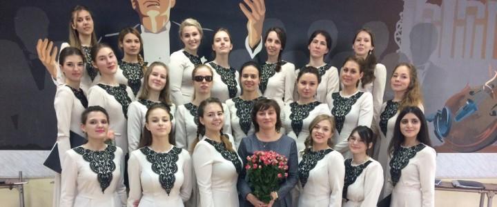 На музыкальном факультете МПГУ прошли показы хорового практикума
