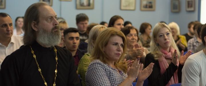 Директор Покровского филиала был удостоен Архиерейской грамоты