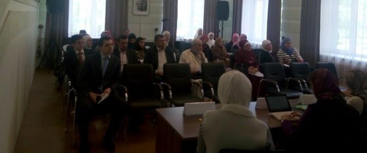 Специалисты Института социально-гуманитарного образования МПГУ приняли участие в конференции по дошкольному и школьному духовному воспитанию