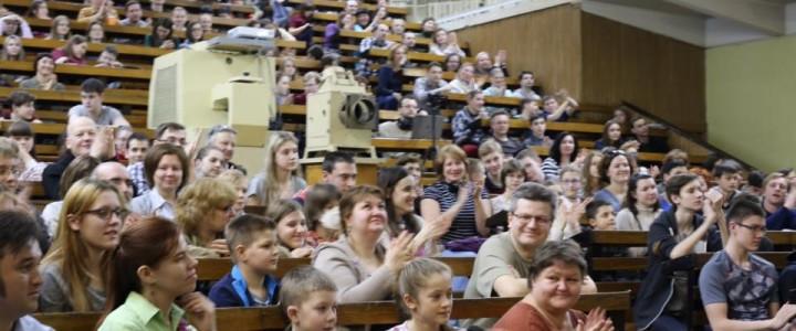 Университетские субботы в ИФТИС. Итоги полугодия