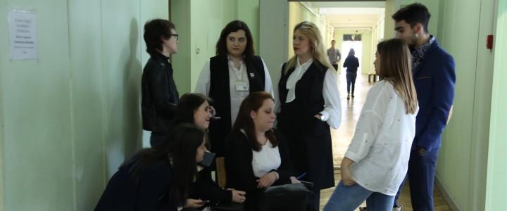 Эксперимент Рособрнадзора по объективной оценке знаний студентов МПГУ