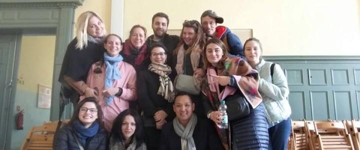 Образовательная стажировка «Социально-психологическая работа с детьми с ограниченными возможностями здоровья. Опыт Германии»