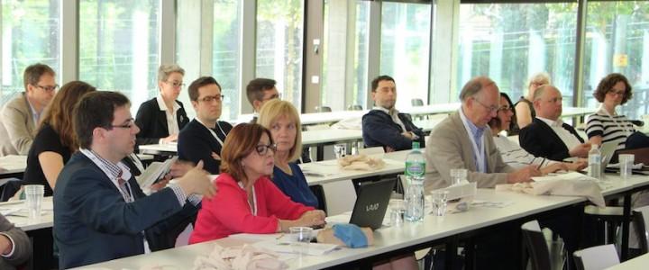 Доцент МПГУ А.Ю. Можайский на конференции в Швейцарии