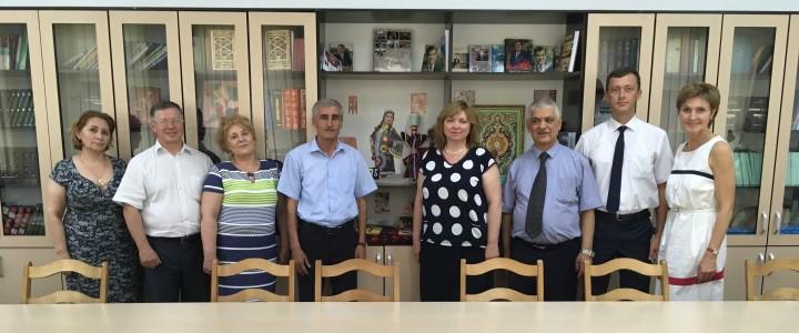 Русская научная гуманитарная экспедиция МПГУ в Республике Таджикистан (28-30июня 2017 года)