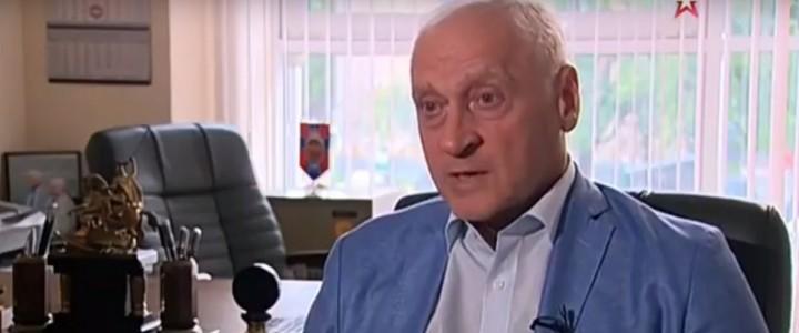 Профессор МПГУ о разведчике Николае Кузнецове