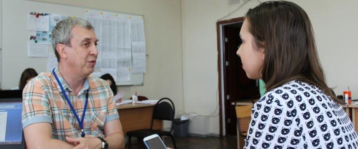 Директор ИФТИС Д.А. Исаев: «У нас есть уникальная магистерская программа, аналогов которой в России нет»
