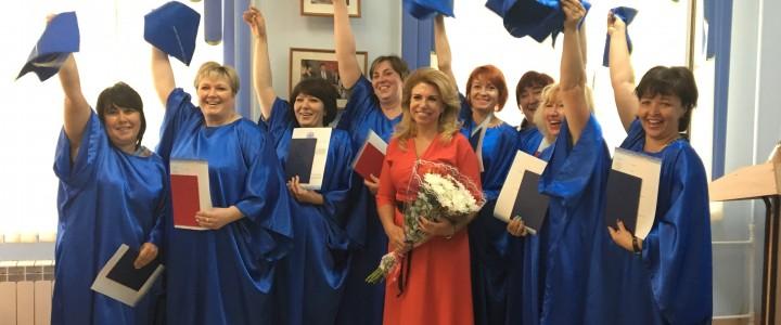 Поздравляем, дорогие выпускники!