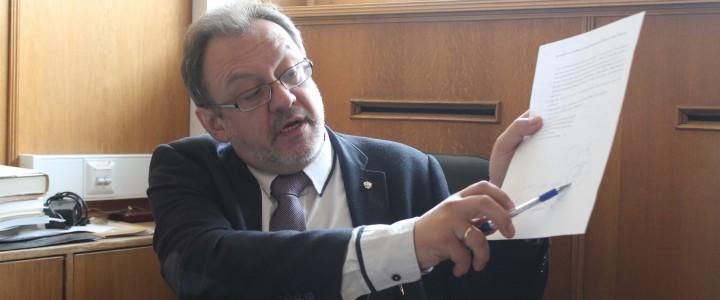 Директор ИИиП МПГУ А.Б. Ананченко: «Служить или учиться?»