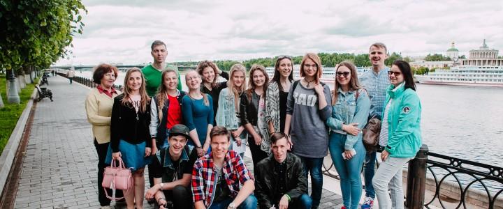 Школьники и студенты из 15 регионов РФ примут участие в историко-просветительском проекте «Малые города в большой истории России»