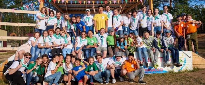 Студенты и школьники – участники выездной этнографической экспедиции на Байкал получили опыт социальной работы в оздоровительных лагерях Бурятии