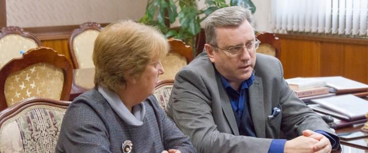 Сотрудничество МПГУ с образовательной системой Дербента выходит на новый уровень