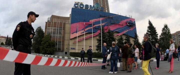 В России прошла волна телефонного терроризма