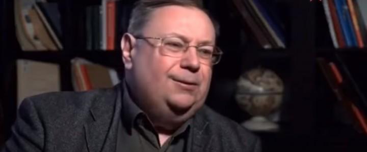 Профессор МПГУ Александр Пыжиков на радио «Вести ФМ»