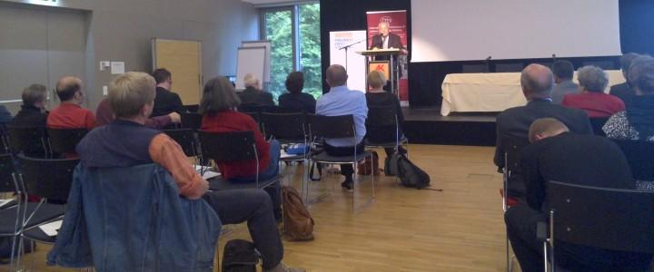 Профессор МПГУ выступил с докладом на конференции в Австрии