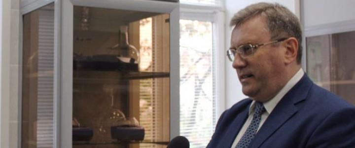 """Алексей Лубков: """"Федеральные университеты должны стать центрами непрерывного педагогического образования"""""""