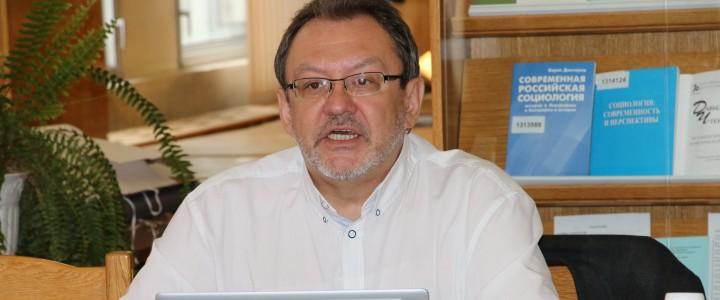 Директор Института истории и политики МПГУ А.Б. Ананченко: «НАТО не виновато?»