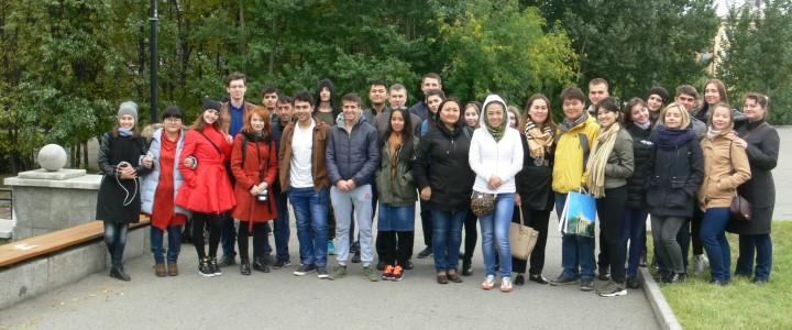 Студенты МПГУ на Азиатском студенческом форуме «Алтай-Азия 2017» в Барнауле