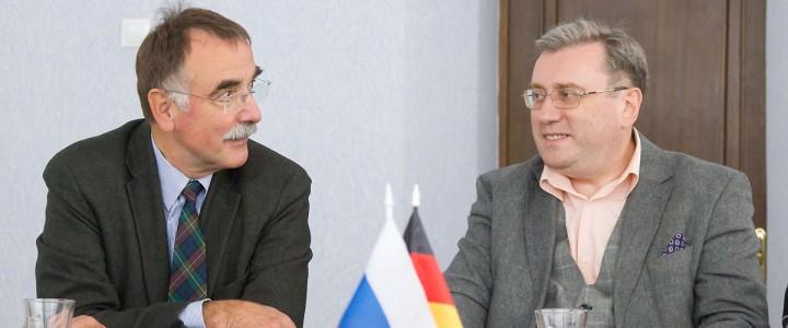 В МПГУ состоялся VI Русско-немецкий семинар, посвященный новым технологиям обучения физике и математике