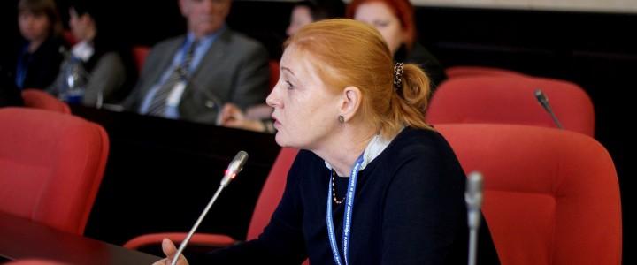 Представители Института социально-гуманитарного образования МПГУ приняли участие в совещании, посвященном роли дополнительного образования детей и молодежи в системе гражданско-патриотического воспитания