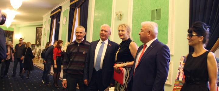 Выставка в Московском Кремле
