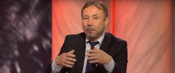 Профессор МПГУ Герман Артамонов выступил на канале «Царьград»