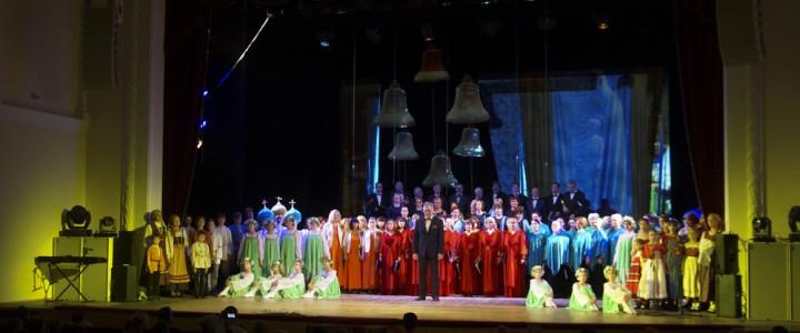 На фестивале духовной и светской музыки «Золотые купола»