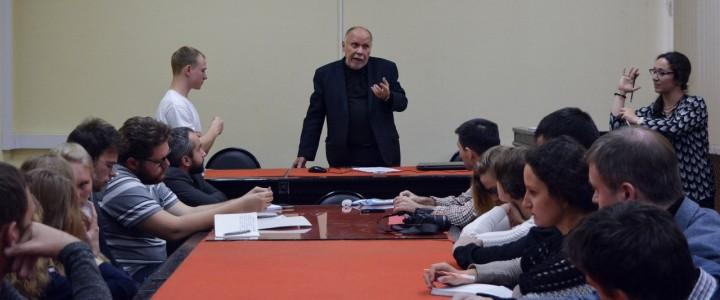 Студенты МПГУ и РГПУ им. А.И. Герцена провели совместные мероприятия
