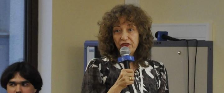 Профессор ИФТИС Вайндорф-Сысоева М.Е. выступила на на международной конференции eLearning Stakeholders and Researchers Summit