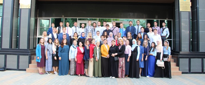 В Чеченской Республике завершилась работа пилотной экспедиции филологических педагогических отрядов